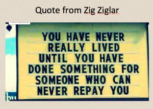 Zig Ziglar - You have never