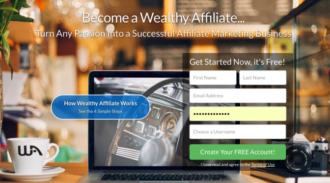 Wealthy Affiliate - Home1