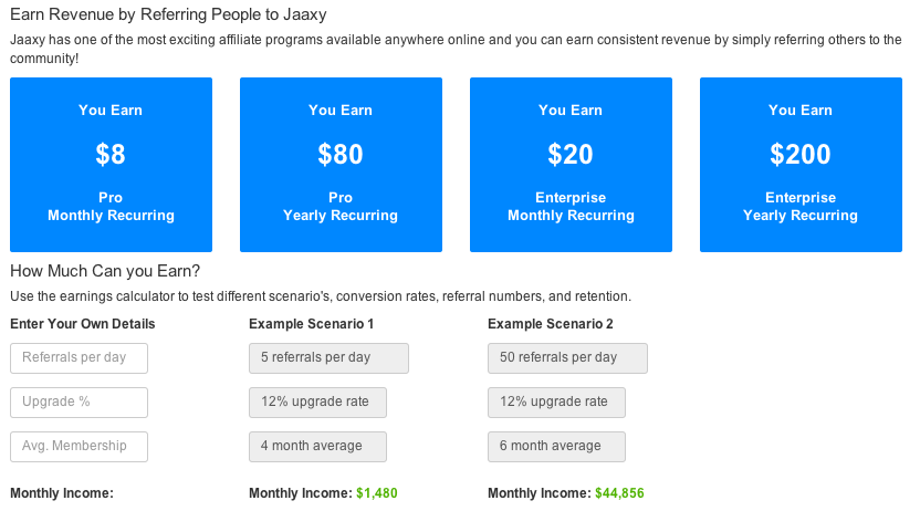 Jaaxy keyword niche finder - affiliate